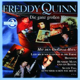 Freddy Quinn, Die Ganz Grossen Hits Vol.2, 00731453393622