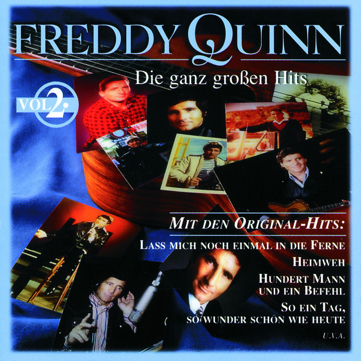 Die Ganz Grossen Hits Vol.2