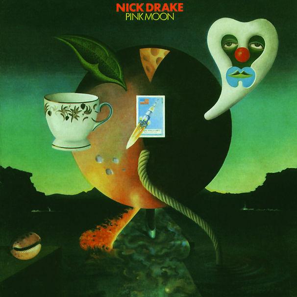Nick Drake, Limitierte Luxus-Vinyl-Replik von Nick Drakes epochalem Pink Moon-Album