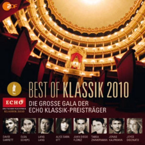 ECHO Klassik - Deutscher Musikpreis, Echo Klassik – Gala der Gewinner 2010