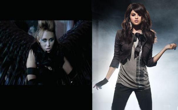Selena Gomez, Miley und Selena für EMAs nominiert