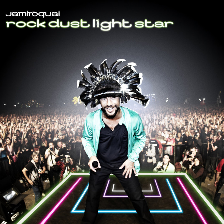 Jamiroquai Rock Dust Light Star Cover