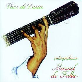 Paco de Lucia, Paco De Lucia Plays De Falla, 00042283603226