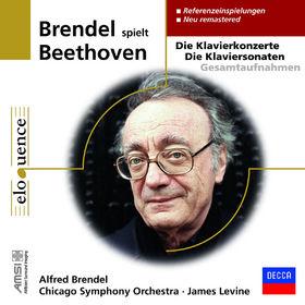 Alfred Brendel, Brendel spielt Beethoven, 00028948040032