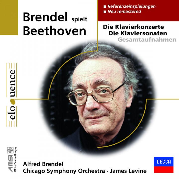 Brendel spielt Beethoven: Brendel,Alfred/CSO/Levine,James