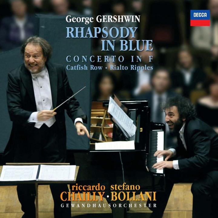 Rhapsody In Blue: Bollani,S./Chailly,R./GOL