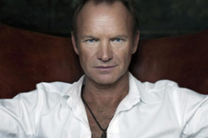 44 876 Deluxe Sting Shaggy: Sting Beim Echo Klassik