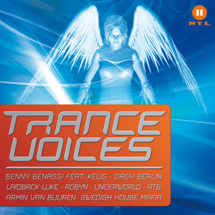 Trance Voices - The New Chapter