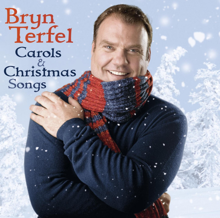 Bryn Terfel l- Carols & Christmas Songs
