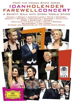 Anna Netrebko, From The Vienna State Opera: Ioan Holender Farewell Concert, 00044007346211