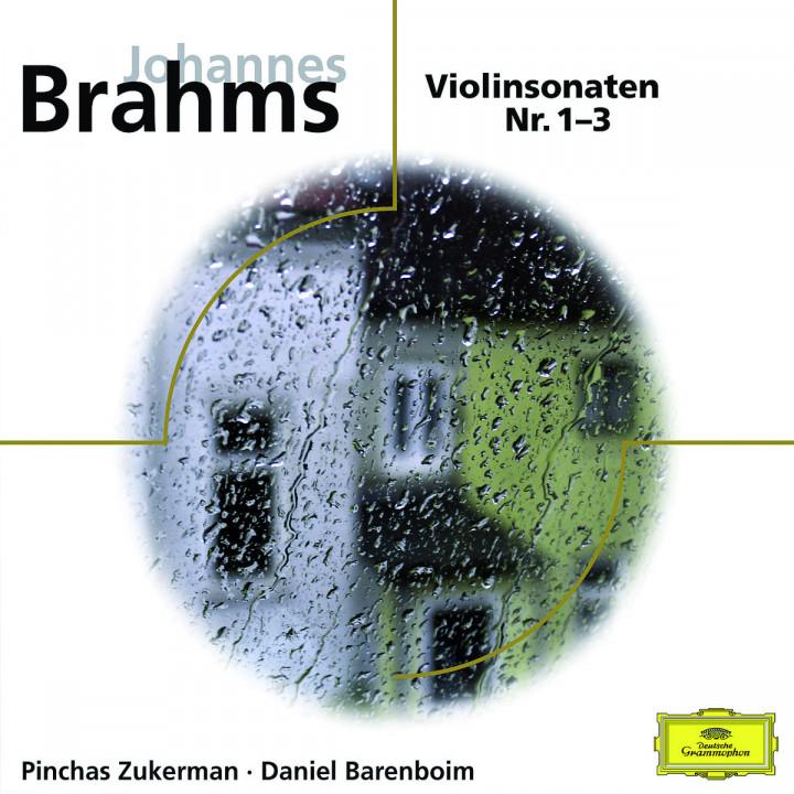 Violinsonaten Nr. 1-3: Zukerman,P./Barenboim,D.