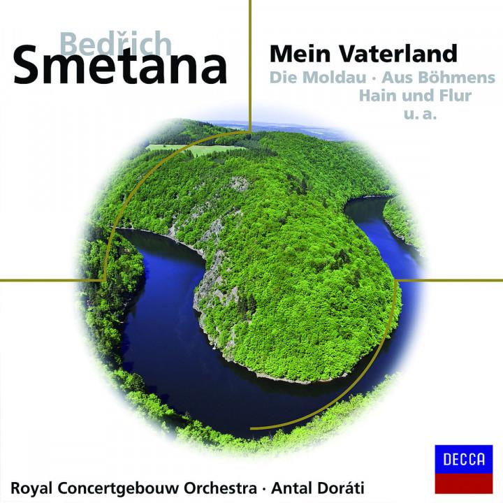 Ma Vlast - Mein Vaterland: Dorati,A./RCOA