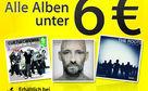 Stevie Wonder, iTunes: Alben unter 6€