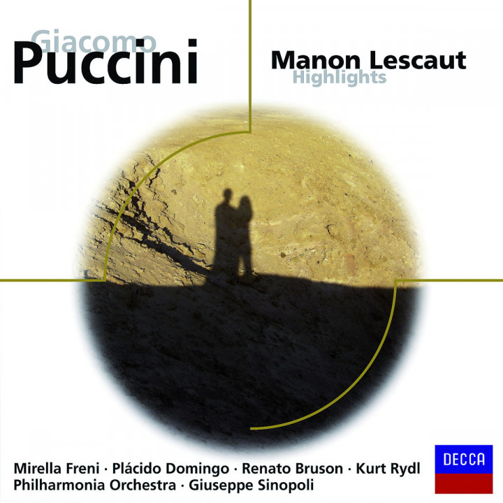 Manon Lescaut - Highlights: Freni,M./Domingo,P./Bruson,R./POL/Sinopoli,G./+