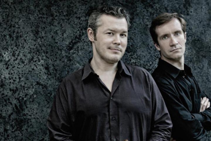 Vadim Repin & Nikolai Lugansky © Harald Hoffmann / Deutsche Grammophon