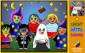 """Puzzle """"Halloween Kids"""" und """"Jahrmarkt ..."""
