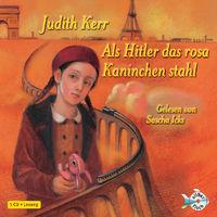 Judith Kerr, Als Hitler das rosa Kaninchen stahl, 09783867426534