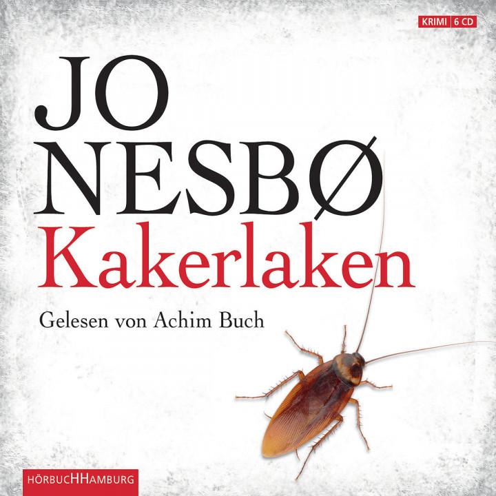 Jo Nesbø: Kakerlaken: Buch,Achim