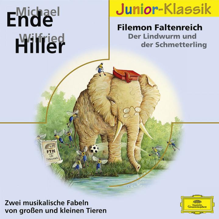 Filemon Faltenreich/Der Lindwurm: Hiller/Woska/Blaschke/Ende/+