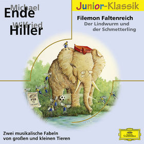 Eloquence Junior Klassik, Filemon Faltenreich - Der Lindwurm, 00028947641438