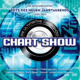 Die Ultimative Chartshow, Die ultimative Chartshow - Hits des neuen Jahrtausends, 00600753308905