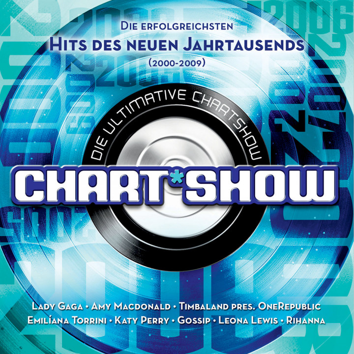 Die ultimative Chartshow - Hits des neuen Jahrtausends