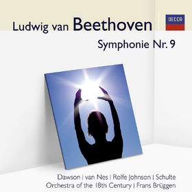 Audior, Beethoven: Sinfonie 9, 00028948042197