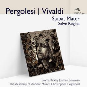 Audior, Pergolesi: Stabat Mater und  Salve Regina - Vivaldi: Stabat Mater, 00028948042203