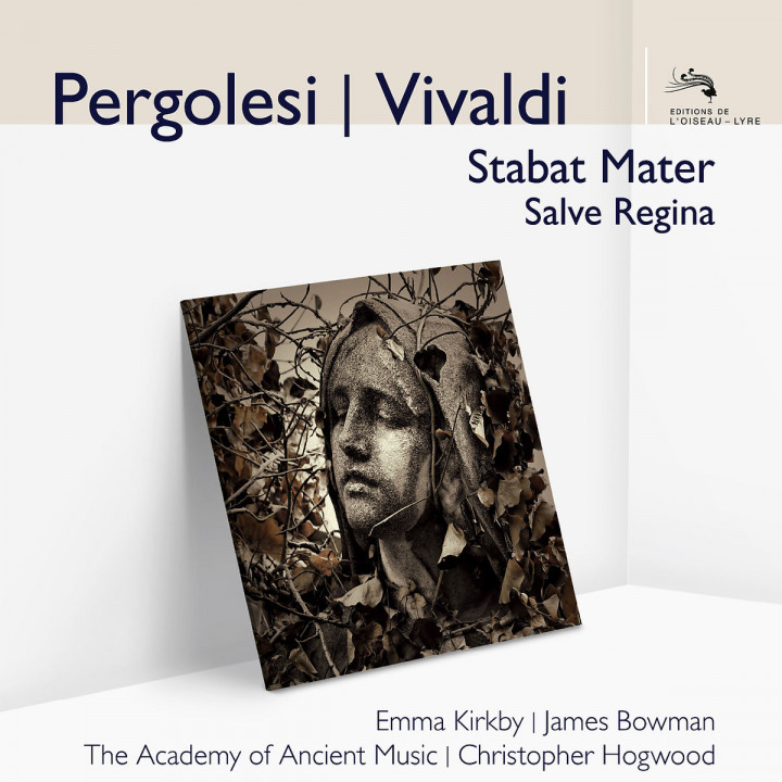 Stabat Mater/Salve Regina: Kirkby,Emma/Bowman,James/Hogwood,Christopher/AAM