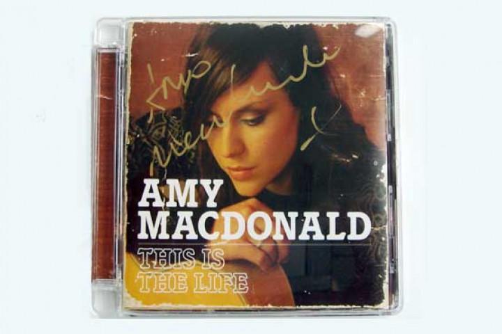 Amy Macdonald Gewinnspiel Neu