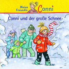 Conni, 29: Conni und der große Schnee, 00602527378596