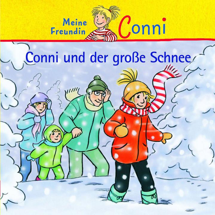 29: Conni und der große Schnee: Conni