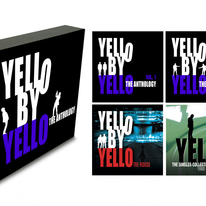 Yello — The Anthology