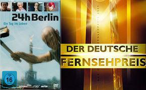 24h Berlin, Deutscher Fernsehpreis für 24h Berlin - Ein Tag im Leben