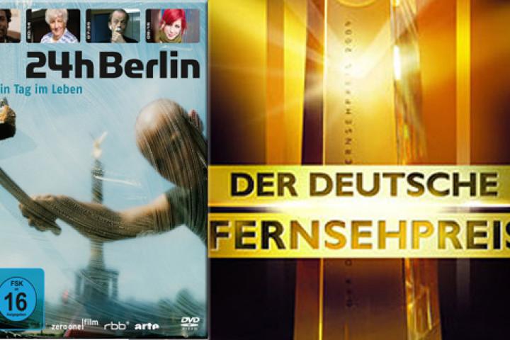 24h Berlin - Gewinner des Deutschen Fernsehpreises 2010