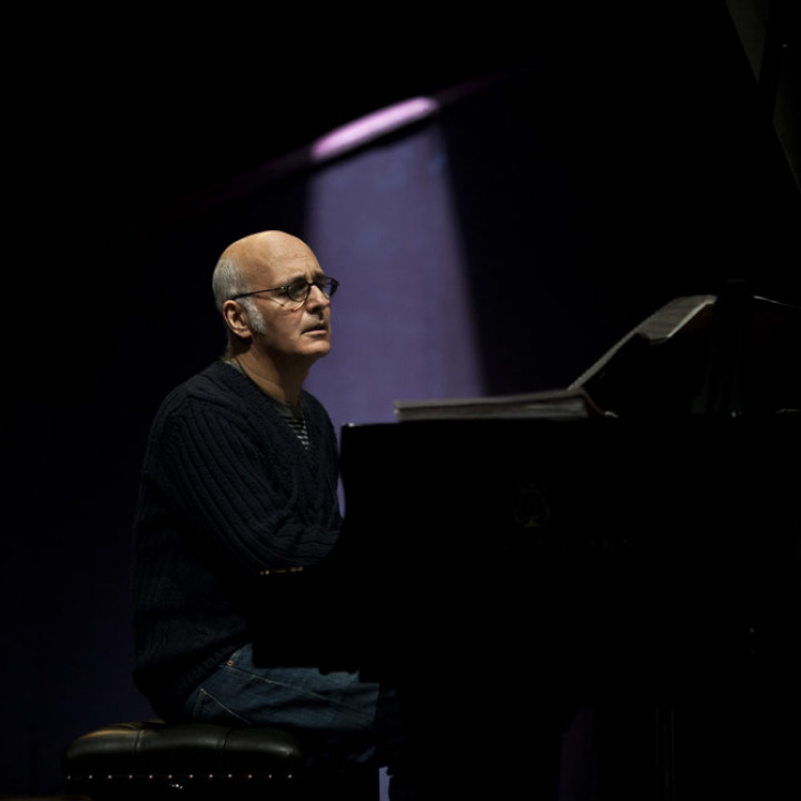 Ludovico Einaudi live in der Royal Albert Hall © Emile Holba