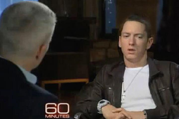 Eminem & Anderson Cooper
