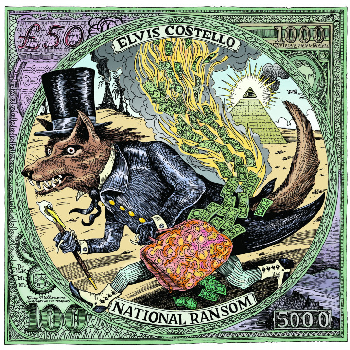 National Ransom - Elvis Costello