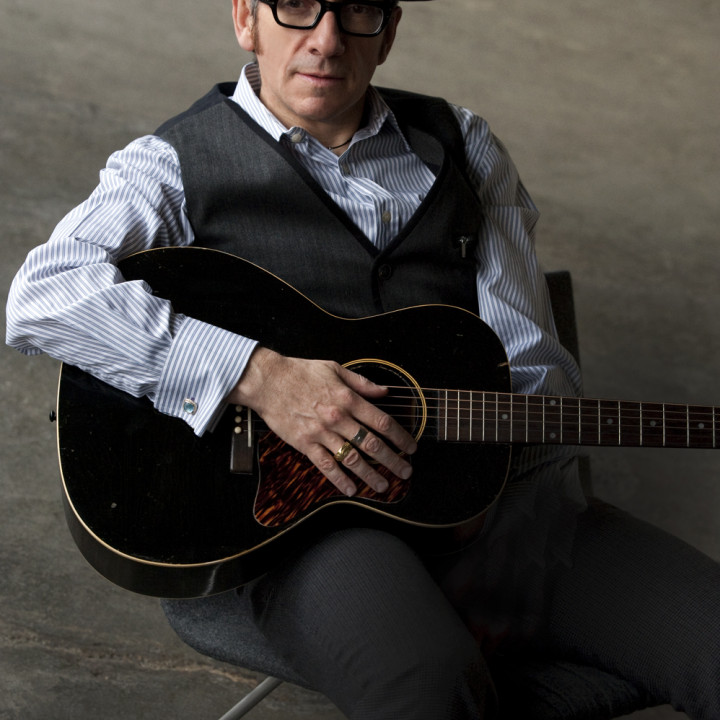 Elvis Costello © by James O Mara