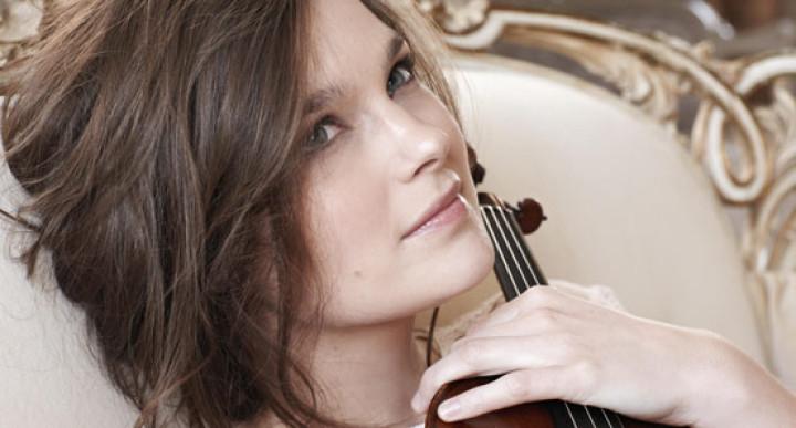 Janine Jansen © Decca / Sara Wilson