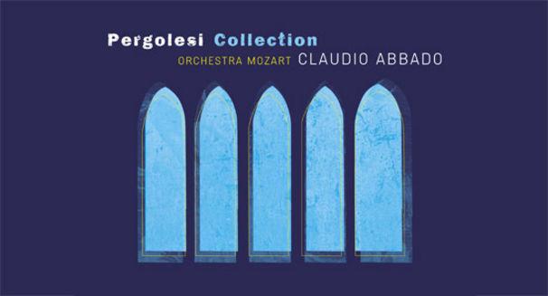 Claudio Abbado, Pergolesi in der Box