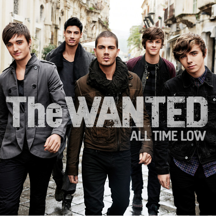 The Wanted Single Cover 2010