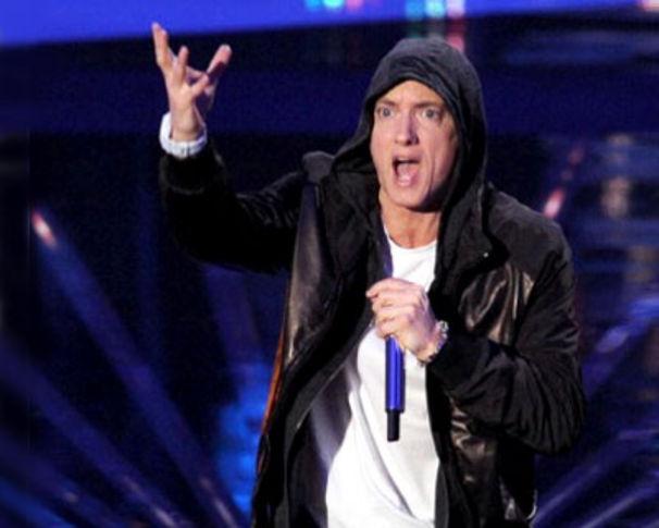 Eminem, 5 American Music Award Nommies für Eminem