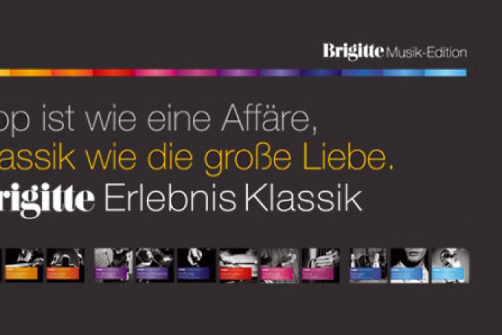 """BRIGITTE Edition """"Erlebnis Klassik"""""""