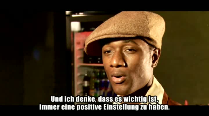 "Aloe Blacc über ""Good Things"""