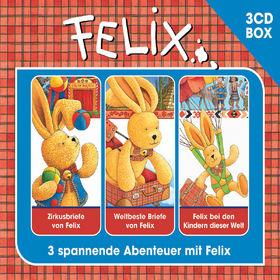 Felix, Felix - Hörspielbox Vol. 2, 00602527468563