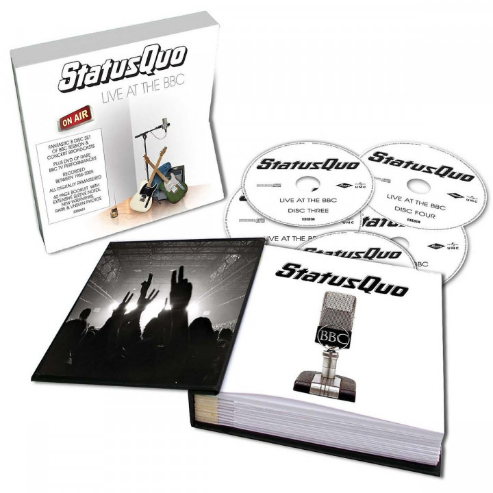 Live At The BBC (The Complete Boxset): Status Quo