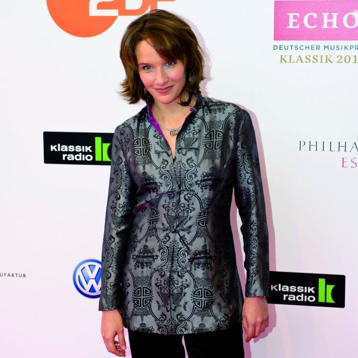 Hélène Grimaud beim ECHO Klassik 2010 ©Stefan Höderath