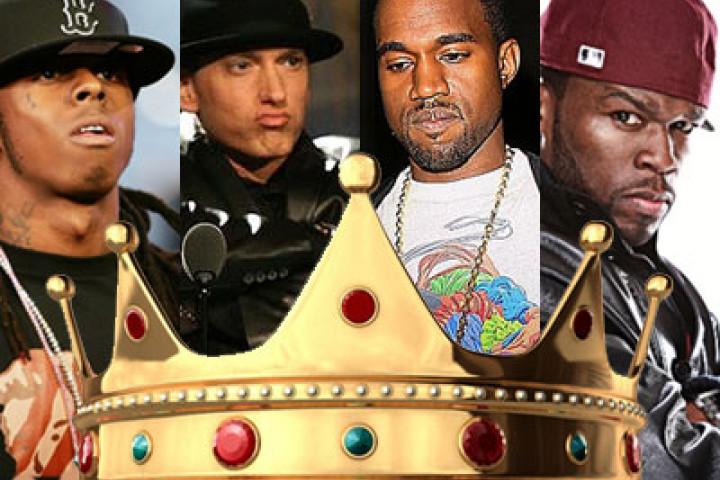 Eminem, Weezy, Kanye & 50 Cent