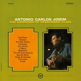 Schallplatten-Originale, Plays The Composer Of Desafinado, 00600753304976